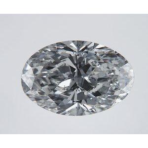 Oval 1.54 carat G SI1 Photo