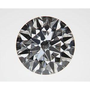 Round 1.60 carat E SI1 Photo