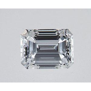 Emerald 0.32 carat F SI1 Photo