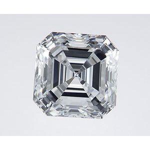 Asscher 1.05 carat D VS1 Photo