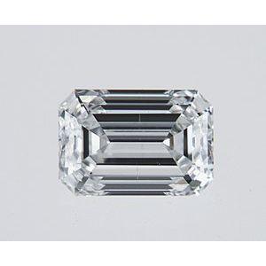 Emerald 0.30 carat F VS2 Photo