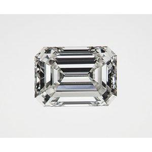 Emerald 0.50 carat J SI1 Photo