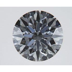 Round 0.67 carat I SI1 Photo