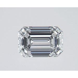 Emerald 0.32 carat F VS1 Photo