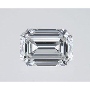 Emerald 0.34 carat F VS1 Photo