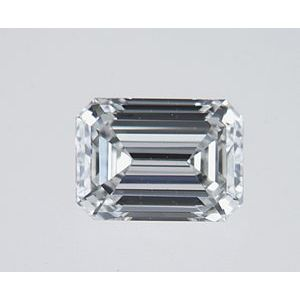 Emerald 0.31 carat F VS2 Photo