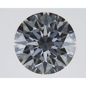 Round 0.69 carat J VS1 Photo