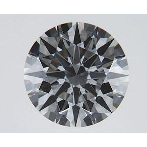 Round 0.67 carat I VS2 Photo