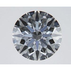 Round 0.66 carat I VS2 Photo