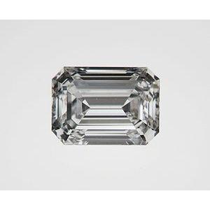 Emerald 0.47 carat F VS1 Photo