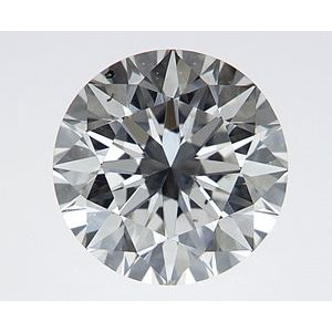 Round 0.90 carat I SI1 Photo