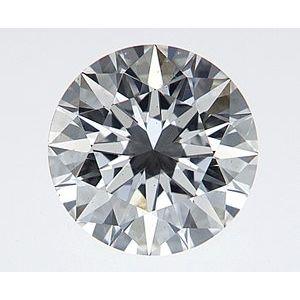 Round 0.60 carat F SI1 Photo