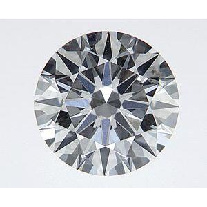 Round 0.61 carat G SI1 Photo