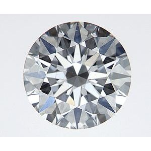Round 0.62 carat I SI2 Photo