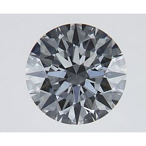 Round 0.41 carat I SI1 Photo