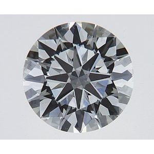 Round 0.62 carat I VS1 Photo