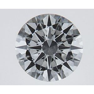 Round 0.61 carat F VS2 Photo