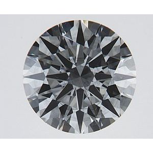 Round 0.64 carat H SI1 Photo