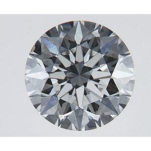 Round 0.64 carat G SI1 Photo