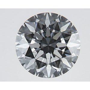 Round 0.63 carat H VS2 Photo