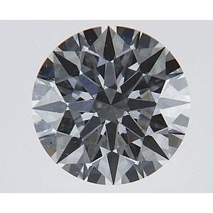 Round 0.65 carat I VS2 Photo