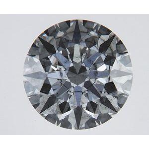 Round 1.10 carat I SI2 Photo