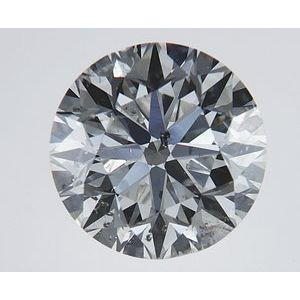 Round 2.04 carat I I1 Photo