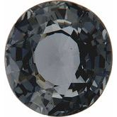 Oval Genuine Gray Spinel (Notable Gems™)