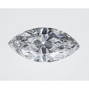 Marquise 0.57 carat D SI1 Photo