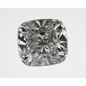 Cushion 1.00 carat I I1 Photo