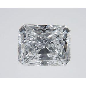 Radiant 0.71 carat E SI1 Photo