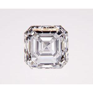 Asscher 0.50 carat E VS2 Photo