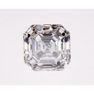 Asscher 0.50 carat E VS1 Photo