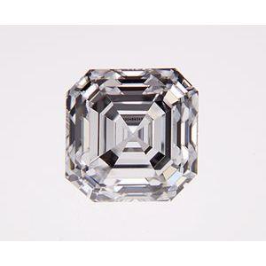 Asscher 0.50 carat D SI2 Photo