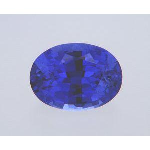 Sapphire Oval 1.14 carat Blue Photo