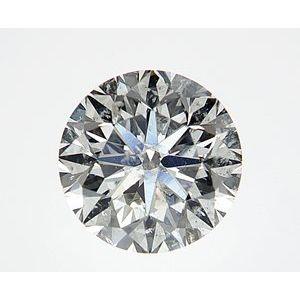 Round 1.72 carat H SI1 Photo