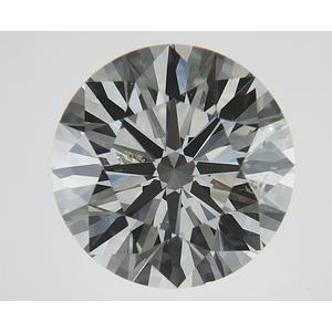 Round 2.57 carat L SI2 Photo