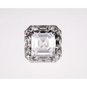 Asscher 1.01 carat H VS2 Photo