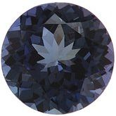 Round Genuine Bicolor Tanzanite (Notable Gems™ Matched Sets)