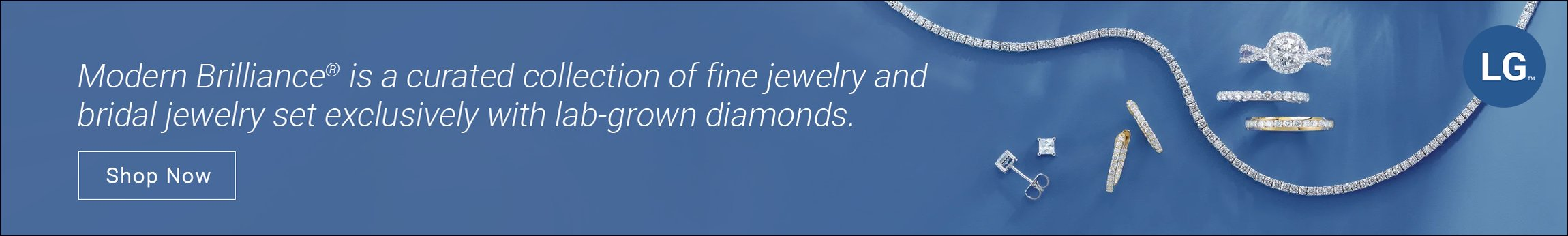 Modern Brilliance™ | Lab-Grown Jewelry Collection