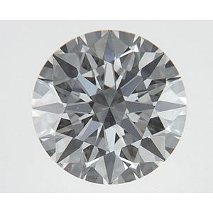 Round 0.70 carat H VS1 Photo