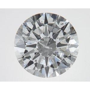 Round 2.50 carat G SI2 Photo