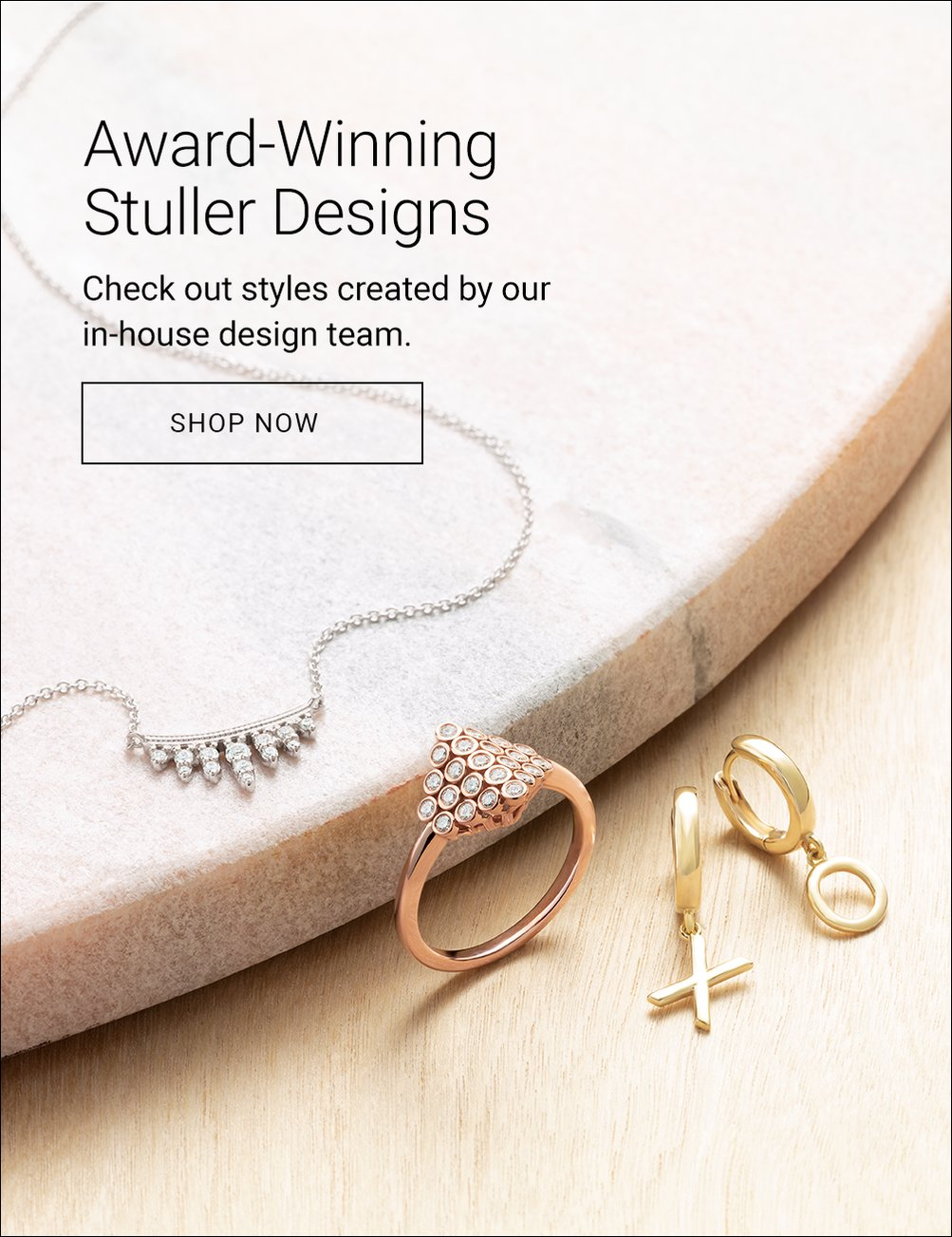 Award Winning Stuller Designs