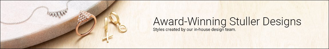 Award Winning Stuller Designs - Styles created by our in-house team