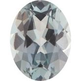 Oval Genuine Gray Spinel