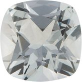 Antique Square Genuine Gray Spinel