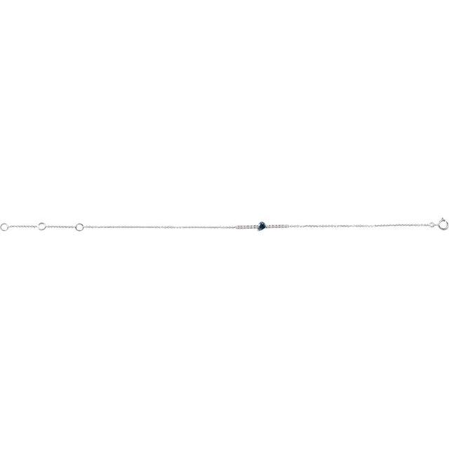 Adjustable Bar Bracelet