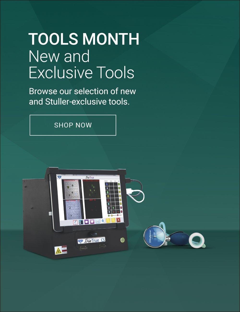 Tools Month Week 2