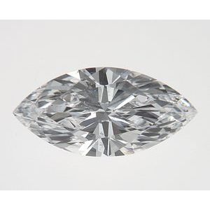 Marquise 0.51 carat D SI1 Photo