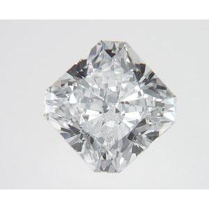 Radiant 0.51 carat E SI1 Photo